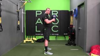 Just The Tip Tuesday - Goblet Squat to KB Halo