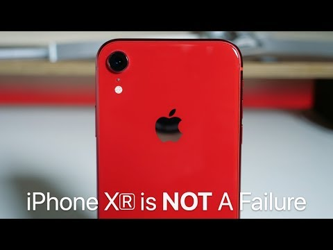 iPhone XR Is Not A Failure - It's Great!