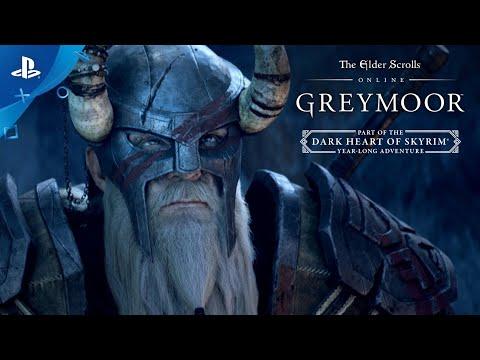 the-elder-scrolls-online:-trailer-de-anúncio-de-dark-heart-of-skyrim- -ps4