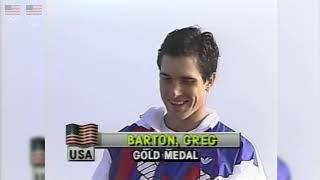Greg Barton - Canoe/Kayak - U.S. Olympic & Paralympic Hall of Fame Finalist