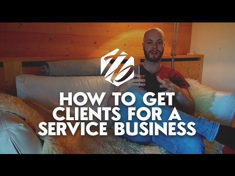How To Get Marketing Clients — 3 Ways To Get Clients For A Marketing Service Business | #274