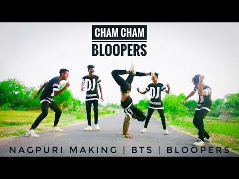 LoVeR BoyZz- Cham Cham (BLOOPERS/MAKING) Nagpuri Dance Video 2018 || ROURKELA