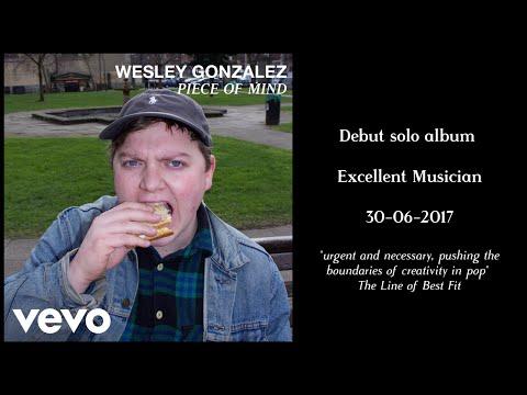 WESLEY GONZALEZ - Piece of Mind (Official Audio)