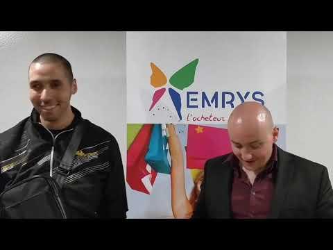 Retrouvez des témoignages en Video de membres Emrys la Carte