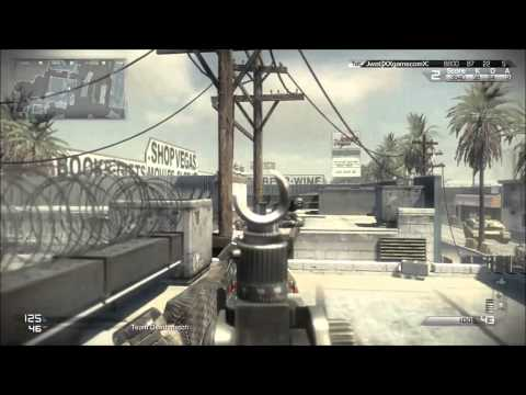 call of duty ghosts how to play bots