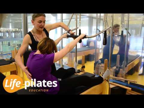 Life Pilates Mat With M.A.S.S. System