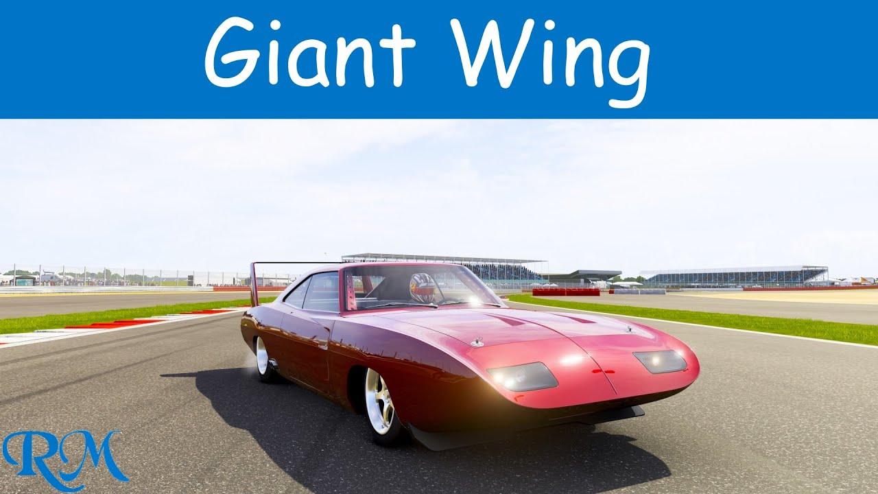 Forza 6 - 1969 Dodge Charger Daytona F& F Top Speed - YouTube