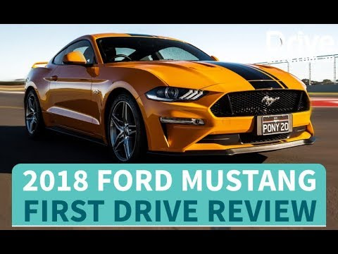 Ford Mustang GT First Drive Review | Drive.com.au