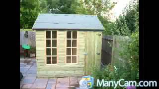 Garden Sheds Summerhouses Wendyhouses  Www.shedking.co.uk