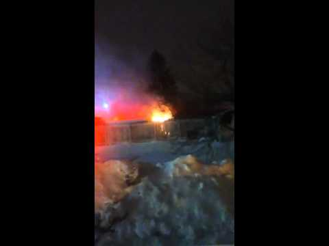 Airdrie fire 03/06/13