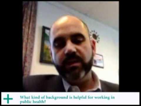 Interview with Martin Raniowski, Pennsylvania Department of Health