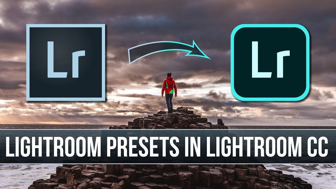 How to use Lightroom Classic Presets in Lightroom CC