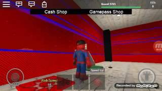 ROBLOX Spider-man