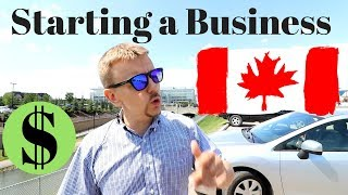 Being Self Employed & Starting Your Own Business In Canada