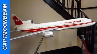 Cessna 182 and the TWA Museum, Kansas City Downtown Airport, Pilot Vlog 9