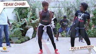 Série - Pod et Marichou - La nouvelle danse de Chabi et son groupe