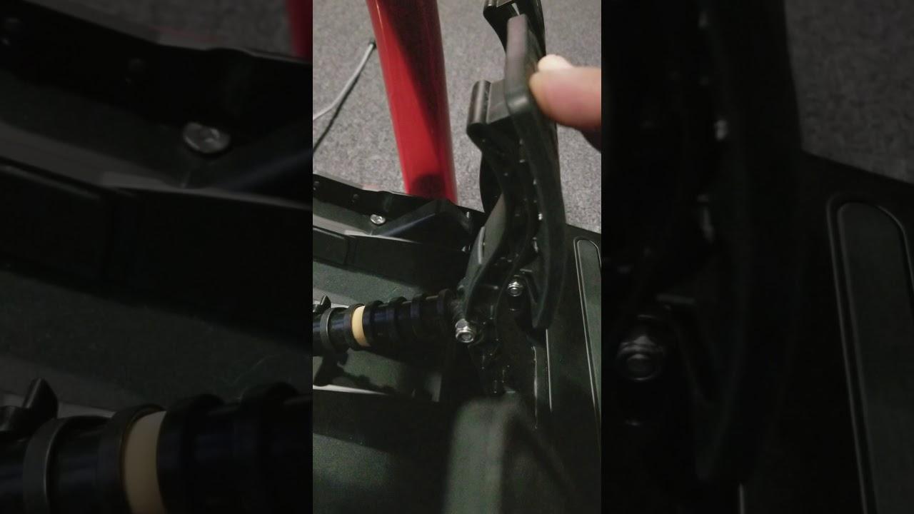 Fanatec CSL Elite LC brake pedal deadzone issue/question