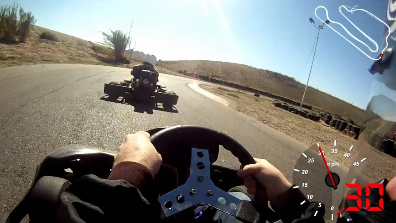 adams go kart track riverside
