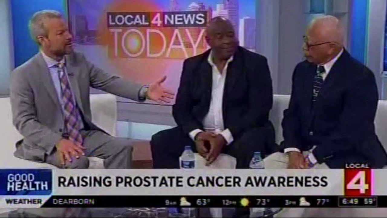 Prostate Cancer Awareness – Share Your Voice video thumbnail