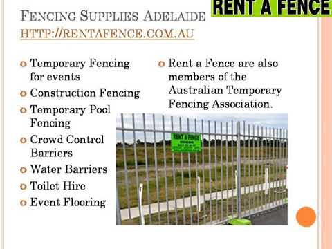 Fence Hire Victoria | Toilet Hire Sydney | Portable Toilets Adelaide