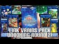 NEW Yugioh Link Vrains Pack Unboxing - Holo Per Pack! New Link Burning Abyss, Noble Knight, & More! mp3 indir