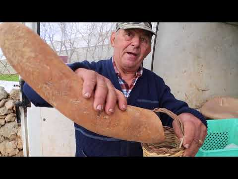 Malta Mgarr Farmer Explanations about his job / Malte Mgarr Agriculteur Explications sur son métier
