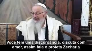 Judaísmo - Rabino Shmuel Eliahu | Qual o jeito certo de lutar pelo que acredita?