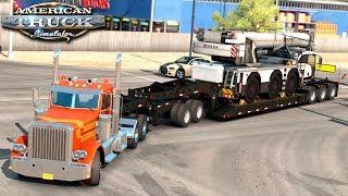 Dźwig samojezdny - American Truck Simulator   (#33)