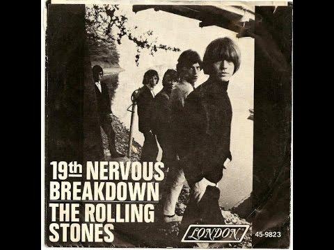 19th Nervous Breakdown - Rolling Stones - Lyrics