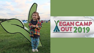 Family Camping Weekend | Vegan Camp-Out 2019