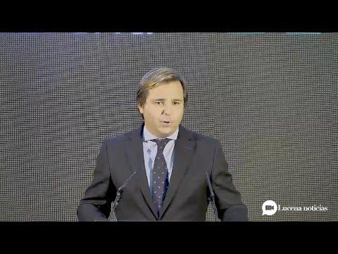 VÍDEO: Presentación del Plan Andalucía en Marcha, que supondrá una inversión de 10.3 millones de euros en Lucena