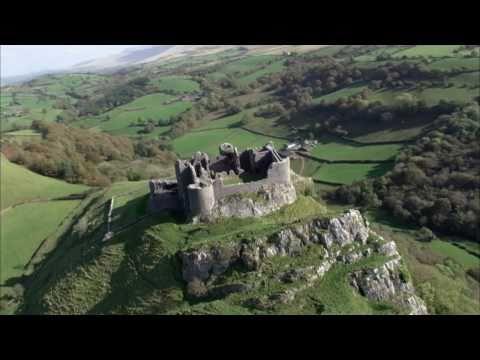 7 Great Welsh Castles in HD