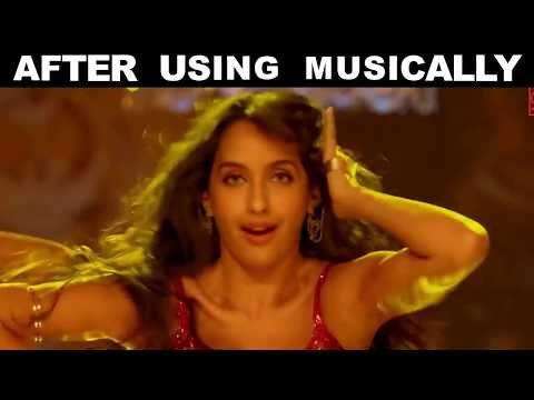 Musically Users Story On Bollywood Style - Bollywood Song Vine