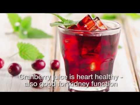 Mayo Clinic Minute: Cranberry Juice, Lupus