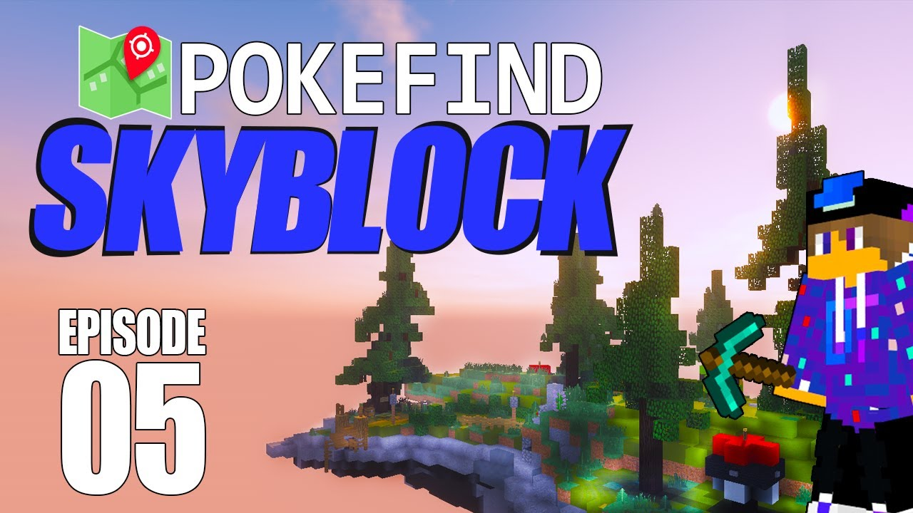 Download The Labyrinth - PokeFind Skyblock Ep. 5