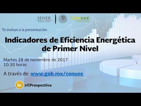 Indicadores de Eficiencia Energética de Primer Nivel