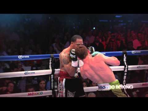 Canelo Alvarez vs. James Kirkland Highlights: HBO World Championship Boxing