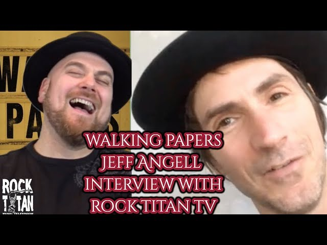 Walking Papers Jeff Angell grateful for Duff McKagan and Barrett Martin