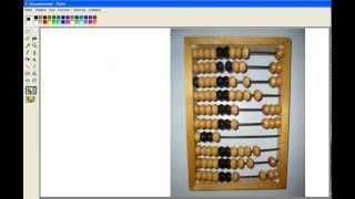 Рисование счёт  ИКТ  6 класс   ПР№10, задание 6