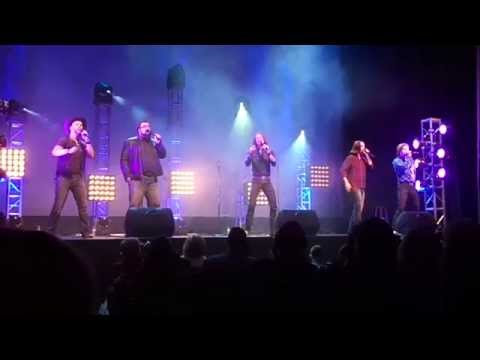 Home Free Full of Cheer Tour in MN @ the Fitzgerald Theater (All About that Bass) from YouTube · Duration:  3 minutes 38 seconds