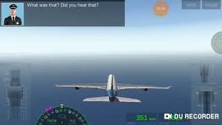 Extreme landing ENGINE TROUBLE gameplay