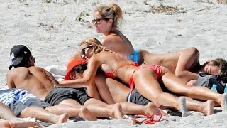 HOT AND SEXY GIRLS FAILS ON BEACH