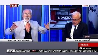 18 Dakika - (14 Kasım 2018) Merdan Yanardağ & Prof. Dr. Emre Kongar | Tele1 TV