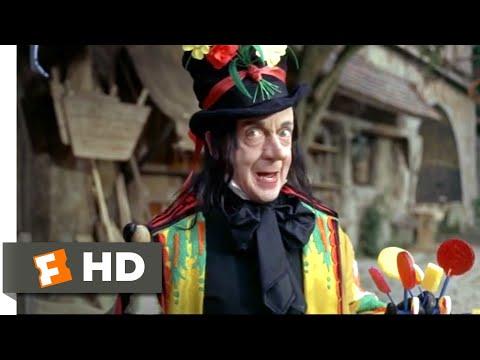 Chitty Chitty Bang Bang (1968) - The Child Catcher Scene (8/12)   Movieclips