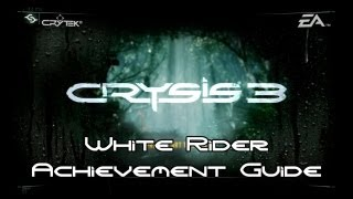 Crysis 3 - White Rider Guide