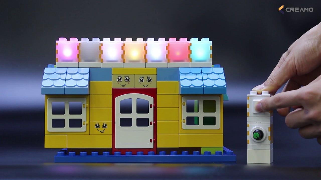 CREAMO SMART BLOCK_Colorful supermarket