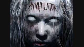Annihilator - The Other Side (HQ)