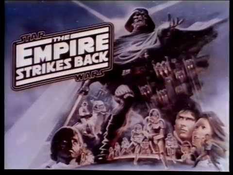 Ads during Empire Strikes Back (Central)