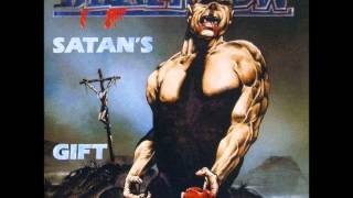 "Deathrow ""Winds Of Death"" Album: Satans Gift"