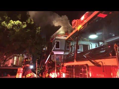 Fatal 3 Alarm Fire Borough Park Brooklyn | NYC911News